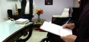 Ruth Olvera tomó protesta a Daniel Ríos como director de Desarrollo Económico