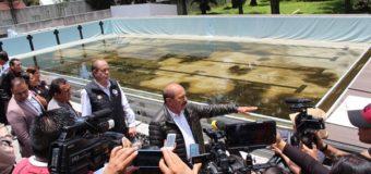 Presenta Armando Quintero denuncia penal contra Horacio de la Vega por daño patrimonial por 80 millones de pesos