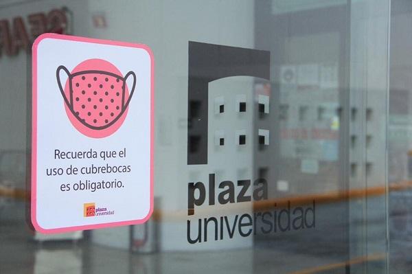 Plaza Universidad, lista para recibirte de vuelta