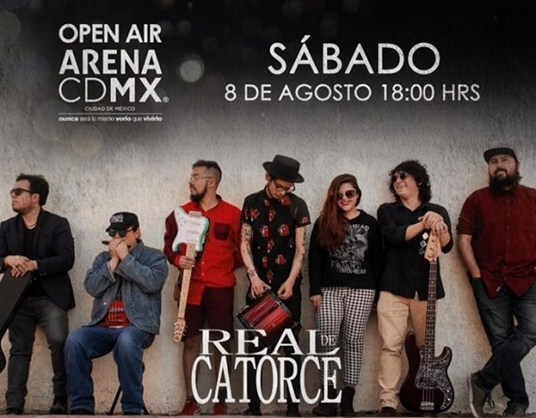 Real de Catorce y Salvador y los Eones ofrecerán primer autoshow en la Arena Ciudad de México, el 8 de agosto
