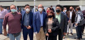 """Presenta Armando Quintero segunda etapa de reconstrucción del mercado público """"Río Frío"""""""