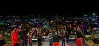 El Foro Pegaso emerge tras el show de Moderatto, como el autoconcierto más grande del mundo