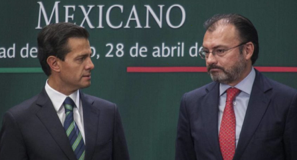 Sobornos de Peña Nieto y Videgaray ocasionaron quebranto patrimonial por 400 mdp: Gertz Manero