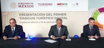Tianguis Turístico 2020 será digital y enfocado al turismo nacional