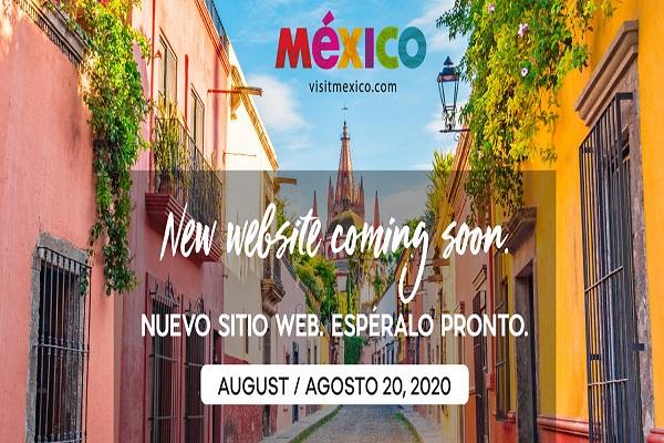 Retrasarán cinco días más el regreso de Visitmexico.com
