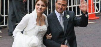 Angélica Rivera pudo haber cobrado 84 millones de pesos por casarse con Peña Nieto