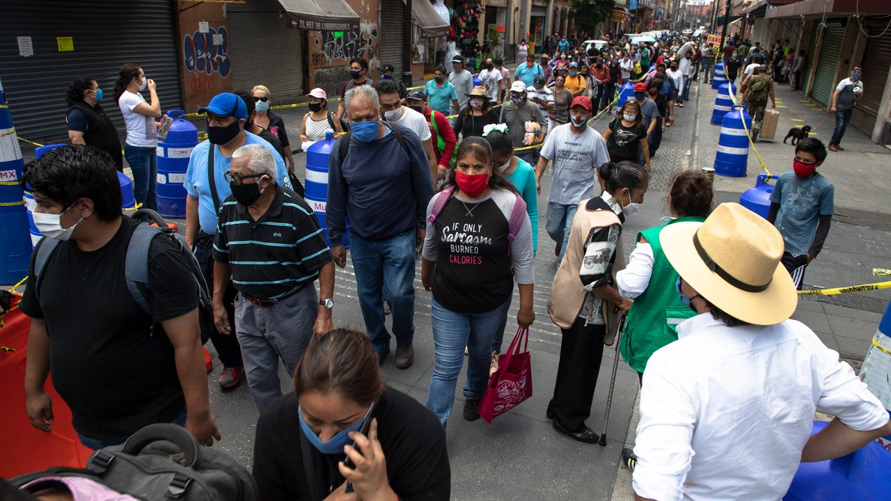 Suiza retira a México de la lista de países de alto riesgo de infección de Covid-19