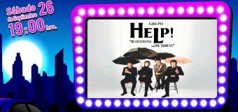 El Grupo Help llevará su homenaje a The Beatles al Autocinema Llumcreativa