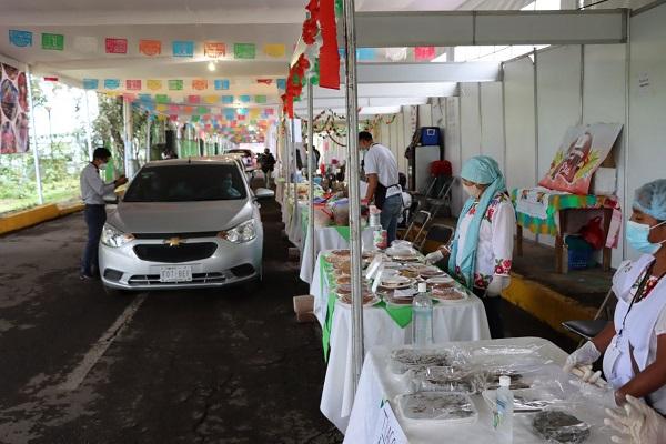Inauguran Primera Expomóvil de Productores Milpaltenses
