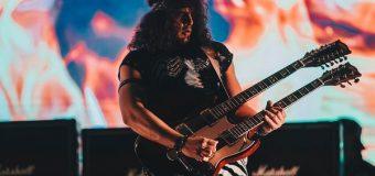 Railrod cimbró la Arena CDMX en el primer autoconcierto rockero con lleno total