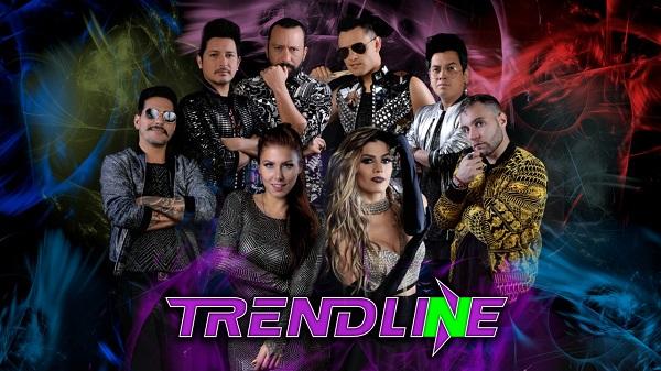 """Trendline presentará en streaming su show """"La fiesta desde tu casa"""" este 1 de octubre"""