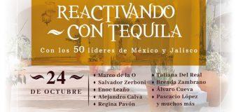 """Artistas y famosos celebrarán evento """"Reactivando con Tequila"""" a beneficio de la Cruz Roja"""