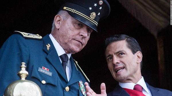 Abogados de Cienfuegos son los mismos de García Luna; cobran hasta mil dólares la hora