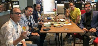 """""""Celebrando con Tequila"""" rindió un homenaje a la labor de la Cruz Roja Mexicana"""