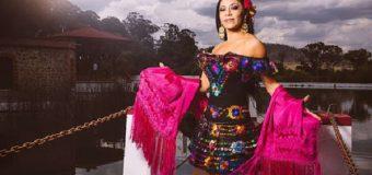 """Rosy Arango deja huella indeleble de nuestra música con su más reciente disco """"México Inmortal"""""""