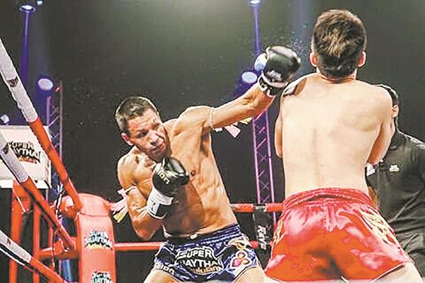 En México hay talento para destacar en artes marciales mixtas, pero falta apoyo: Wüicho Castañeda