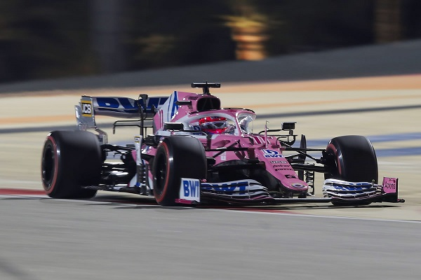 Histórico triunfo de Checo Pérez en el Gran Premio de Sakhir
