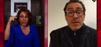 Millones estamos con AMLO, le responde Demián Bichir a Fernanda Familiar