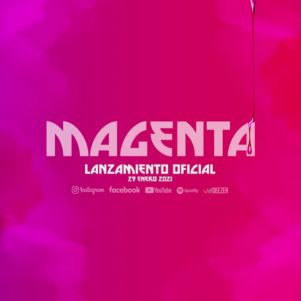"""Magenta lanza su single y videoclip titulado """"Pantera"""", primer avance de su EP"""