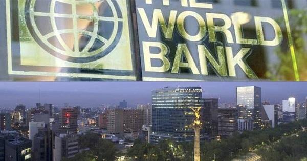 Mejora expectativa económica; México crecerá 3.7% en 2021: Banco Mundial