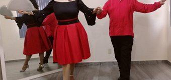 Maestros iconos de bailes de salón invitan a reactivarse desde casa a través de clases virtuales en las redes de danzaINBAL