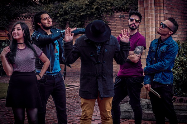 Raion, banda colombiana de J-Rock, encabeza el Latin J-Music en México y América Latina