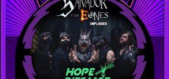"""Salvador y los Eones encabezan este martes 12 de enero la Tercer fecha de """"Hope Dies Last"""""""