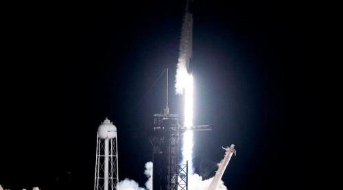 SpaceX rompe récord al lanzar 143 satélites y una cápsula de cenizas humanas en un sólo cohete