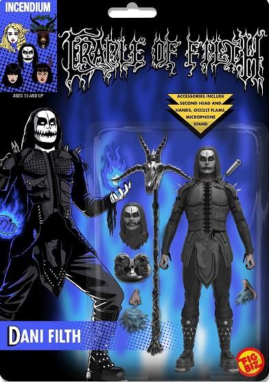 Cradle Of Filth debutará en el mundo de las historietas con Maledictus Athenaeum