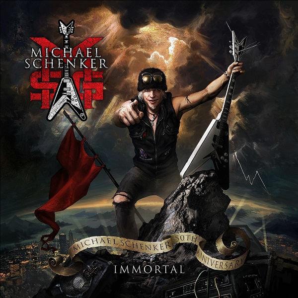"""Michael Schenker lanza """"Inmortal"""" y el video In Search of The Peace Of Mind"""