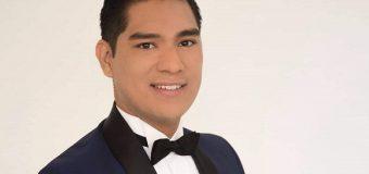 El tenor Manolo Vargas se perfila como uno de los talentos de la escena artística mexicana