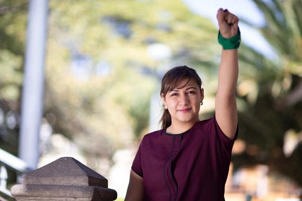 La participación en política sí puede ser digna: Nancy Núñez