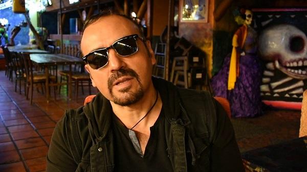 "Rafael Loar presenta ""Caminar Contigo"", tercer sencillo de su disco como solista ""Al Cielo en Bicicleta"