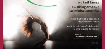 Regresa Novena Sinfonía, danza contemporánea al Teatro de la Ciudad Esperanza Iris