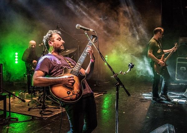 La banda argentina de rock Acorazado Potemkin presenta su nuevo EP