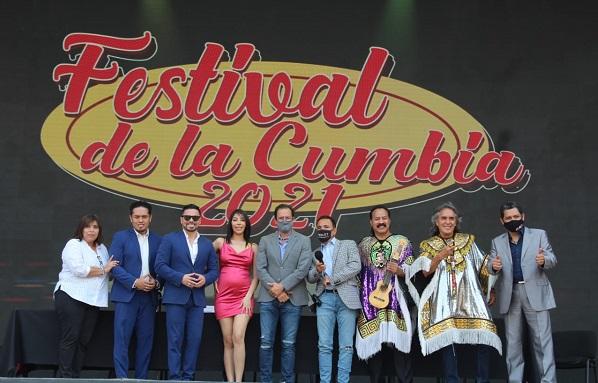 Realizarán Festival de la Cumbia 2021 el 17 de abril en el Autocinema Aire Libre Coyoacán