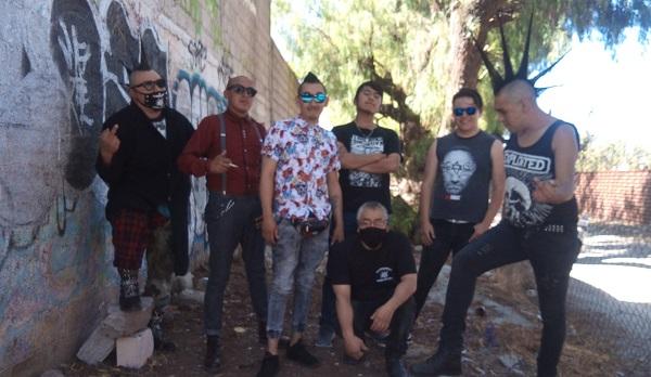 Hermandad Konfliktiva Presenta su Disco Debut Seguiremos De Pie Chingada Madre
