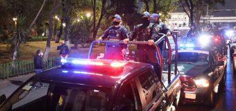 Continúa a la baja incidencia delictiva en la Alcaldía Miguel Hidalgo