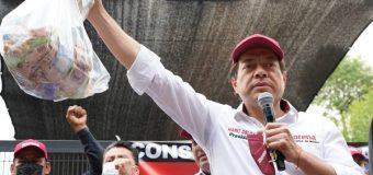 Por 19 mil pesos, el INE quiere quitarle al pueblo de Guerrero su derecho a decidir: Mario Delgado