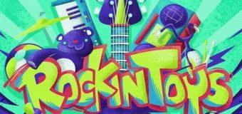 Anuncian concierto Rockin' Toys, festival para regalar juguetes a niños de la calle