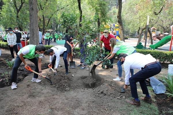 Innova Romo cuidado ambiental con La Protectora Verde