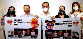Museo Papalote Móvil llegará a las 89 colonias de Miguel Hidalgo, anuncia Romo