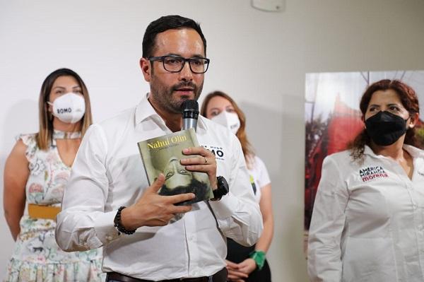 La Perulera será el primer Centro Cultural Feminista: Romo