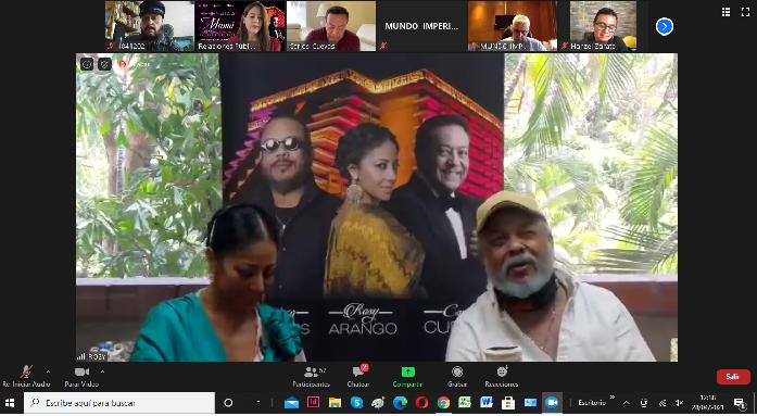 Rosy Arango, Francisco Céspedes y Carlos Cuevas festejarán a mamá con un concierto