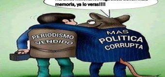"La ""prensa vendida"" en México da pena ajena"