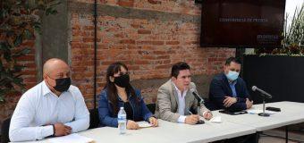 """""""Romo te Vacuna"""" fue un montaje de Tabe en Miguel Hidalgo"""